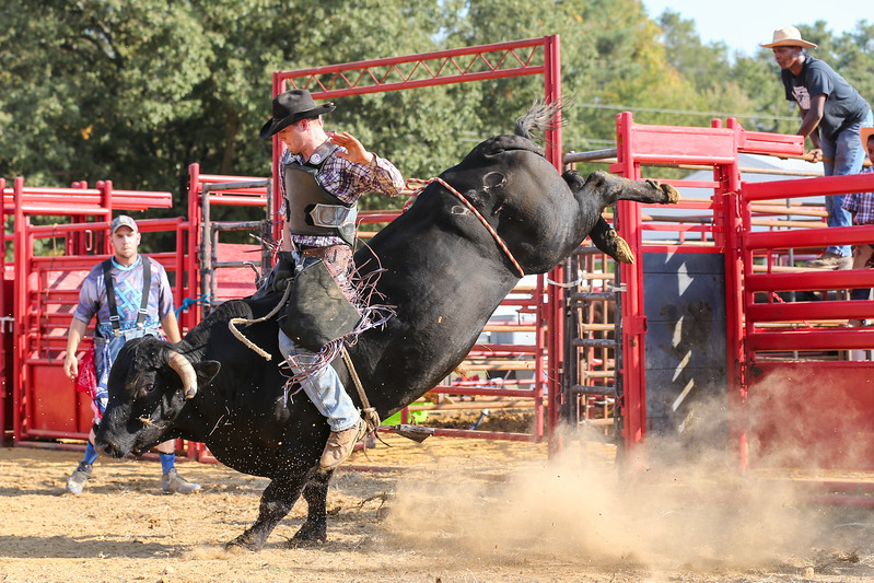 2013-10-5 Bulls and Barrels Charles County LaPlata